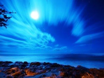 Preview blue,ocean,sun