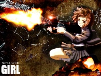 Preview Gunslinger Girl