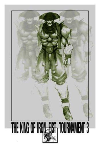 Preview Tekken 3 Concept