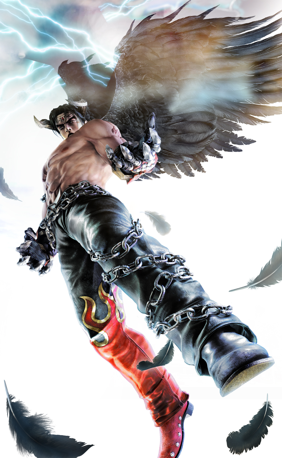 Tekken 5 Dark Resurrection Image Id 331932 Image Abyss
