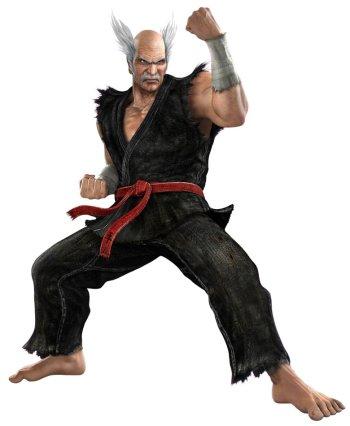 Preview Tekken 5.0 CG Renders