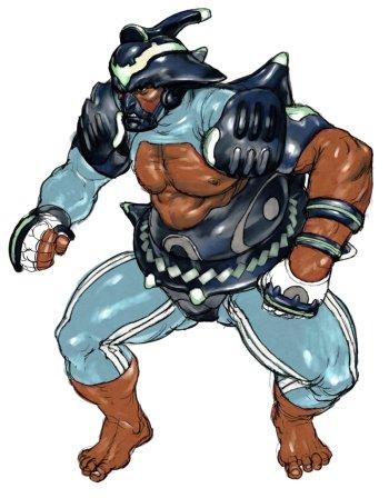 Preview Tekken 5.0 Concept