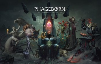 Phageborn: Online Card Game