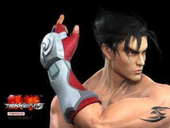 Preview Tekken 5.0 Official Namco 1280x1024 WP