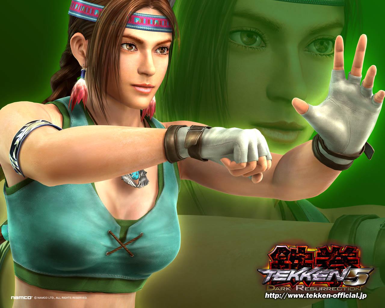 Tekken 5 Dark Resurrection Image Id 332084 Image Abyss