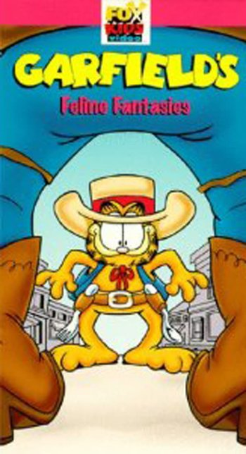 Garfield's Feline Fantasies