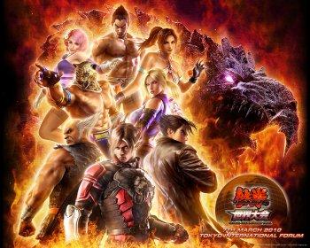 Preview Tekken 6br Official Namco 1280x1024 WP
