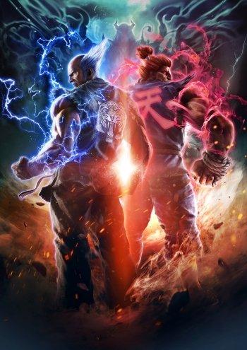 Preview Tekken 7fr Logos & Posters