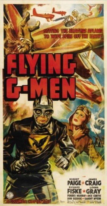 Flying G-Men