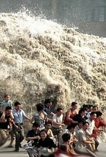 Tsunami: Caught on Camera