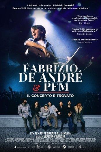 Fabrizio De André & PFM - Il concerto ritrovato