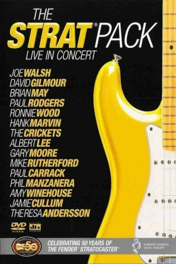 The Strat Pack: Live in Concert - 50 Years of the Fender Stratocaster