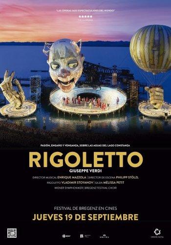 Rigoletto - Fesival de Bregenz