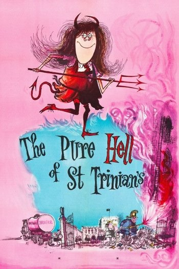 The Pure Hell of St. Trinian's