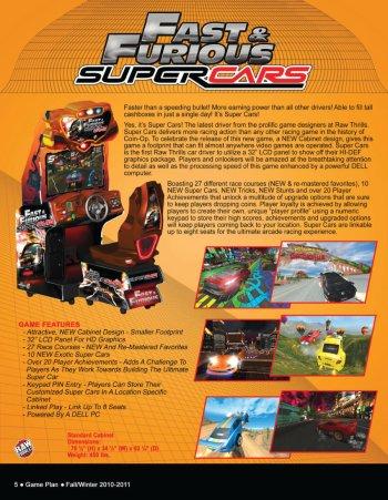 Fast & Furious: SuperCars