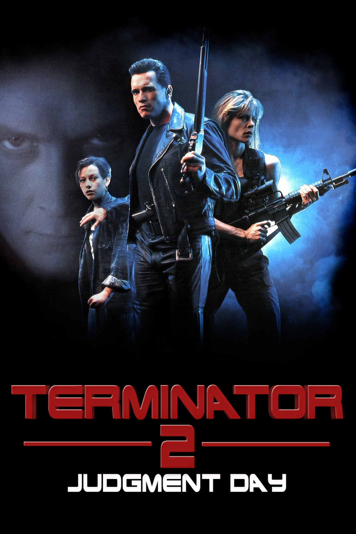 Terminator 2: Judgment Day Movie Poster - ID: 348097 ...