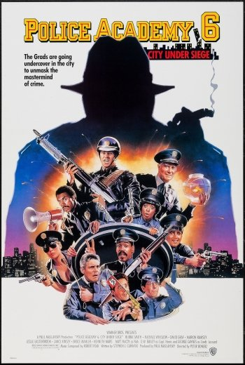 Police Academy 6: City Under Siege