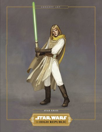 Preview Star Wars: The High Republic