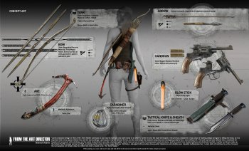 Preview Rise of the Tomb Raider - Gear Up Guide-