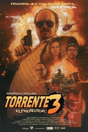 Torrente 3: The Protector