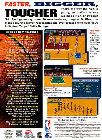 NBA Showdown '94