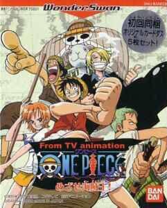From the TV Animation:One Piece ~Mezase Kaizokuou!~