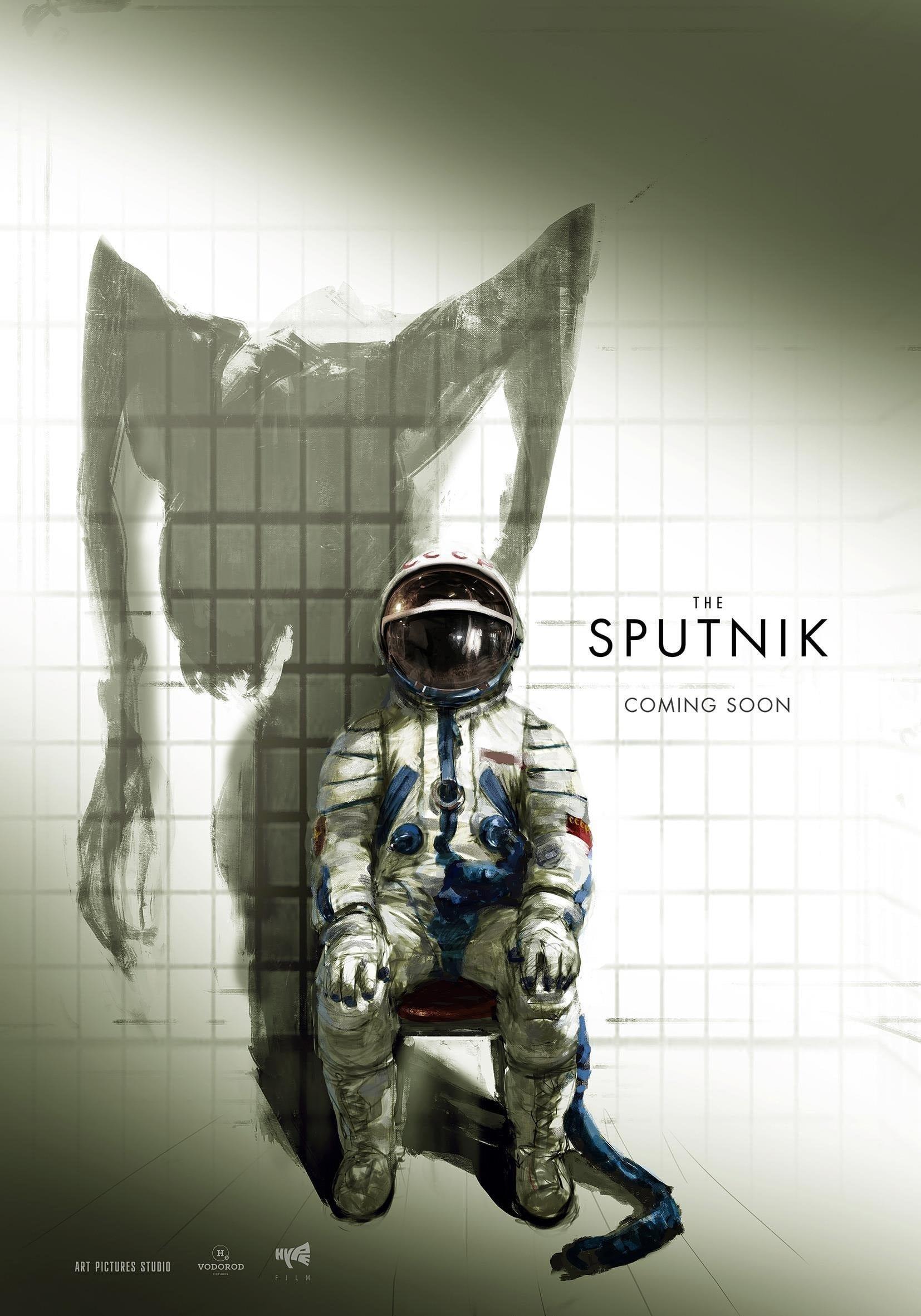 Image result for Sputnik movie poster