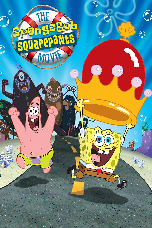 The SpongeBob SquarePants Movie Movie Poster - ID: 361787 ...