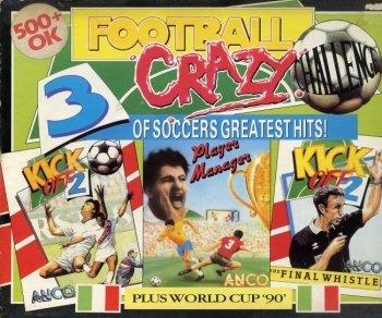 Football Crazy Challenge