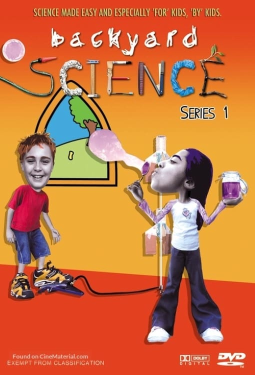 Backyard Science TV Show Poster - ID: 366803 - Image Abyss