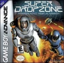 Super Dropzone: Intergalactic Rescue Mission