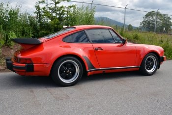 Preview 911 (930) Turbo