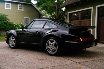 Preview 911 (964) Turbo