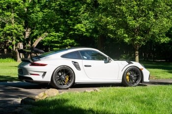 Preview 911 (991) GT3 RS Weissach