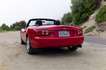 Preview MX-5 Miata 1.8 Club Sport