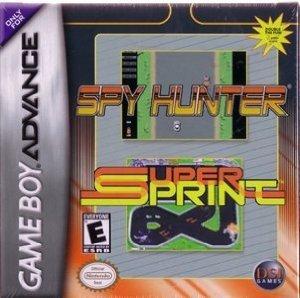 Spy Hunter / Super Sprint