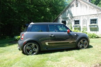 Preview Cooper S John Cooper Works GP