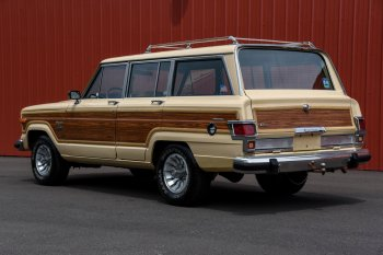 Preview Wagoneer Limited
