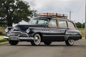 Preview Roadmaster Estate Wagon
