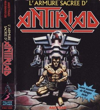 The Sacred Armour of Antiriad