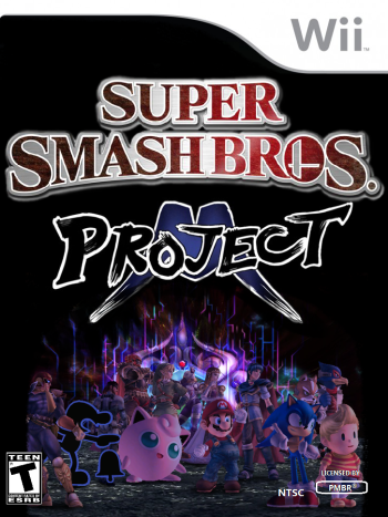 Super Smash Bros: Project M