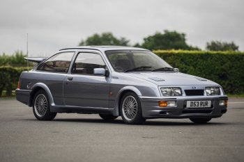 Preview Sierra Cosworth RS