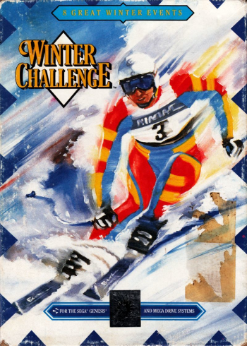 The Games: Winter Challenge