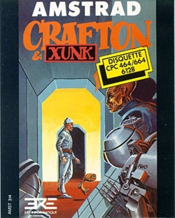 Crafton et Xunk