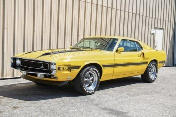 Preview Mustang GT350 (Old)