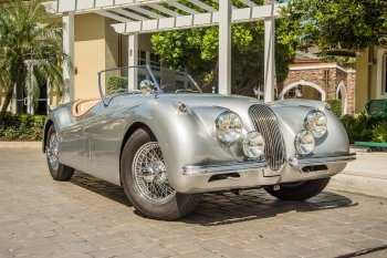 Preview XK120 Roadster