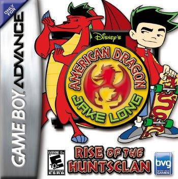 Disney's American Dragon Jake Long: Rise of the Huntsclan!