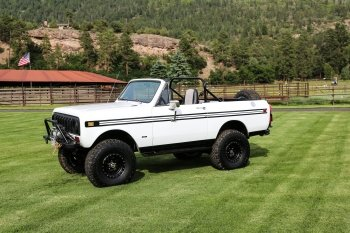 Preview Scout II 5.7 LS1 V8