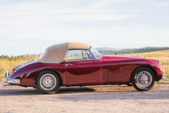 Preview XK150 DHC