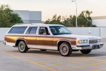 Preview Grand Marquis Colony Park LS Wagon